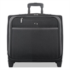 "SOLO Pro Rolling Overnighter Case, 16"", 15 1/2 x 8"" x 11, Black"