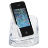Swingline Stratus Acrylic Mobile Phone Holder, Clear