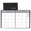 House of Doolittle Recycled Ruled Monthly Planner, 14-Month Dec.-Jan., 8 1/2 x 11, Black, 2016-2018