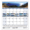 Recycled Coastlines Monthly Wall Calendar, 12 x 12, 2017