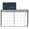 Recycled Ruled Monthly Planner, 14-Month Dec.-Jan., 8 1/2 x 11, Blue, 2016-2018