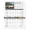 Recycled Classic Cars Monthly Wall Calendar, 12 x 12, 2017