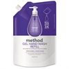 Gel Hand Wash Refill, French Lavender, 34 oz Pouch