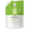 Method Gel Hand Wash Refill, Green Tea & Aloe, 34 oz Pouch