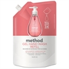 Method Gel Hand Wash Refill, Pink Grapefruit, 34 oz Pouch