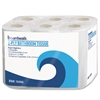 Boardwalk Office Packs Standard Bathroom Tissue, 2-Ply, White, 170 Sheets/RL, 96 Rolls/CT