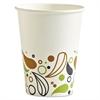 Boardwalk Deerfield Printed Paper Cold Cups, 12 oz, 50 Cups/Pack, 20 Packs/Carton