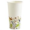 Boardwalk Deerfield Printed Paper Cold Cups, 20 oz, 50 Cups/Pack, 20 Packs/Carton