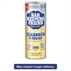 Bar Keepers Friend Powdered Cleanser and Polish, 21 oz Can