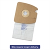 Janitized Vacuum Filter Bags Designed to Fit Eureka 3670-3690 Mighty Mite Canisters, 36/CT