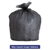 High-Density Can Liner, 43x47, 56gal, 19 Mic Equiv., Black, 25 Bags/RL, 6 RL/CT