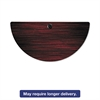 Alera Alera Valencia Series Training Table Top, Half-Round,47-1/4w x 23-5/8d, Mahogany