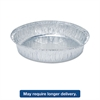 Round Aluminum To-Go Containers, 500/Carton