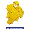 Rainsuit, PVC/Polyester, Yellow, 4X-Large