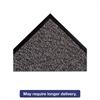 """Dust-Star Microfiber Wiper Mat, 36"""" x 120"""", Charcoal"""