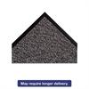 """Dust-Star Microfiber Wiper Mat, 48"""" x 72"""", Charcoal"""