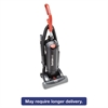 "Sanitaire Quiet Clean Commercial True HEPA Upright Vacuum, 10 Amp, 15"" Path"