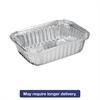 Aluminum Oblong Pan, 1 1/2 lb, 7 x 5-1/8 x 1-11/16
