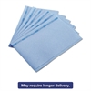 Chix Food Service Towels, 13 x 21, Blue, 150/Carton
