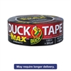 "MAX Duct Tape, 1.88"" x 35 yds, 3"" Core, Black"