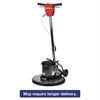"Sanitaire SC6025D Commercial Rotary Floor Machine, 1 1/2 HP Motor, 175 RPM, 20"" Pad"