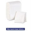 Georgia Pacific Professional Low Fold Dispenser Napkins, 7 x 12, White, 8000/Carton