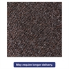 Crown Marathon Wiper/Scraper Mat, Polypropylene/Vinyl, 48 x 72, Dark Brown