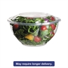 Eco-Products Renewable & Compostable Salad Bowls w/ Lids - 32oz., 50/PK, 3 PK/CT