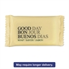 Good Day Amenity Bar Soap, Pleasant Scent, .25oz, 1000/Carton