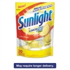 Sunlight Auto Dish Power Pacs, Lemon Scent, 1.5 oz Single Dose Pouches, 20/Pack