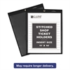 "Shop Ticket Holders, Stitched, One Side Clear, 75"", 11 x 14, 25/BX"