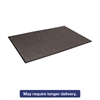 Oxford Wiper Mat, 48 x 72, Black/Brown