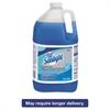 Liquid Dish Detergent, Floral Scent, 1 gal Bottle, 4/Carton