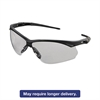 V60 Nemesis Rx Reader Safety Glasses, Black Frame, Clear Lens