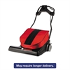 Sanitaire Wide Area Vacuum, 74 lbs, Red