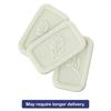 Unwrapped Amenity Bar Soap, Fresh Scent, 0.5 oz, 1000/Carton