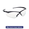 Jackson Safety* V60 Nemesis Rx Reader Safety Glasses, Black Frame, Clear Lens