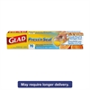 Glad Press'n Seal Plastic Wrap, 70 Square Foot, 12 Rolls per Carton