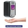 GOJO LTX-7 Antibacterial Foam Handwash Kit, 700mL, Touch-Free, Chrome/Black, 4/Crtn