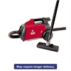 Sanitaire Commercial Compact Canister Vacuum, 10lb, Red