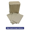 Privilege Moka DRC Napkins/Guest Hand Towels, 1-Ply, 12 x 16, 100/Pk, 500/Crtn