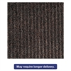 Needle-Rib Wiper/Scraper Mat, Polypropylene, 36 x 48, Brown