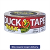 "Duck MAX Duct Tape, 1.88"" x 35 yds, 3"" Core, White"