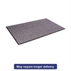 Crown Cordless Stat-Zap Carpet Top Mat, Polypropylene, 36 x 60, Pewter