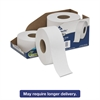 "White Jumbo Bathroom Tissue, 2-Ply, 3 1/2 x 1000 ft, 9""Dia, 4/Carton"