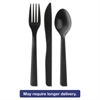 "Eco-Products 100% Recycled Content Cutlery Kit - 6"", 250/CT"