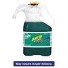 Diversey Janitor In A Drum Ultra Conc. Kitchen Cleaner, Pine Scent, 1.4 L Bottle
