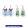 PURELL Advanced Hand Sanitizer/Hand Soap Kit, 8 oz Sanitizer, 7.5oz Cleanser, 4/CT