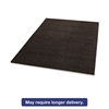 Crown Spaghetti Vinyl-Loop Floor Mat, Vinyl, 48 x 72, Brown