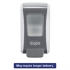 GOJO FMX-20 Soap Dispenser, 2000 ml, 6 1/2 x 4 7/10 x 11 7/10, White/Gray, 6/Carton